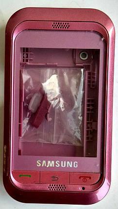 Корпус для Samsung C3300 Rose, фото 2