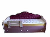 """Кровать детская """"Принцесса"""""""