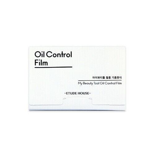 Матирующие салфетки Etude House Oil control film 50 шт