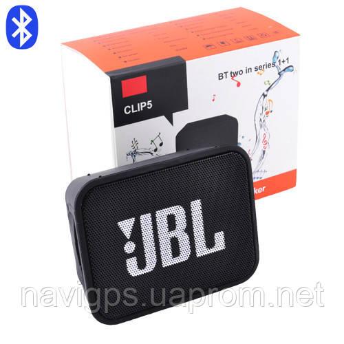 Bluetooth-колонка JBL CLIP5, c функцией speakerphone