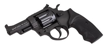 Револьвер под патрон Флобера Safari 431 Black, пластик