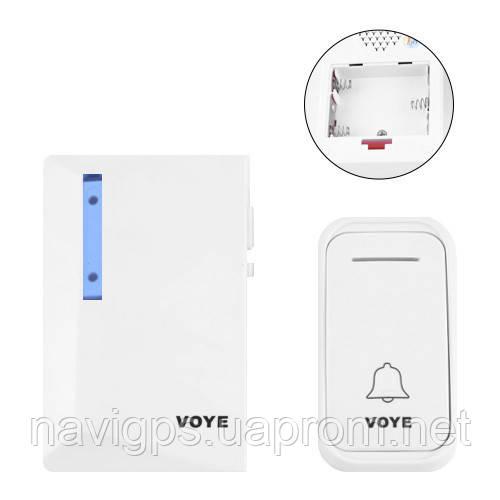 Звонок VOYE V015F от батареек
