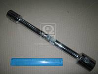 Ключ балонный для грузовиков d=25, 27x32x405мм, хром