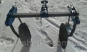 Окучник пропольник для мотоблока диаметр 400 мм