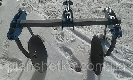 Окучник пропольник для мотоблока диаметр 400 мм, фото 2