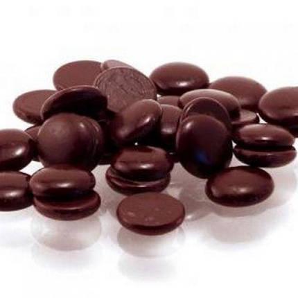 Шоколад темні диски 85% Аріба Яракао Венесуела 10 кг, фото 2