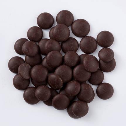 Чорний шоколад Ariba темні диски 54 % Master Martini, фото 2