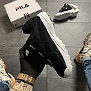 Fila D-Formation Black White, фото 3