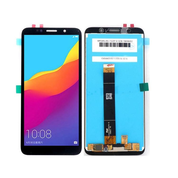 Дисплей (LCD) Huawei Y5 (2018) | Y5 Prime (2018) | Honor 7A | DRA-L02 | DRA-L22 с тачскрином, чёрный, оригинал (PRC)