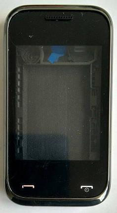 Корпус для Samsung C3312 Silver, фото 2