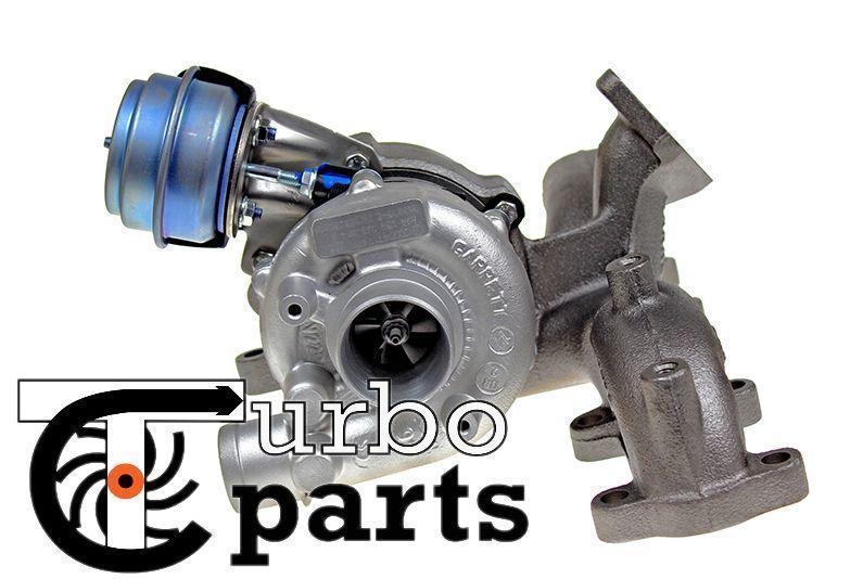 Оригінальна турбіна SEAT 1.9 TDI Alhambra/ Leon/ Toledo від 1999 р. в. - 454232, 768329, 768331, 713672