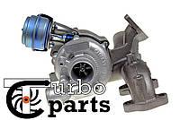 Оригінальна турбіна SEAT 1.9 TDI Alhambra/ Leon/ Toledo від 1999 р. в. - 454232, 768329, 768331, 713672, фото 1