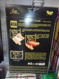 Гравюра А4 LUXE з рамкою Львенок Золото, фото 4