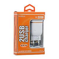 Сетевое зарядное устройство Moxom KH-22 Lightning SKL11-231846