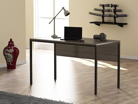 Металлическая мебель столы в стиле лофт L-2p  Дуб Палена, фото 2