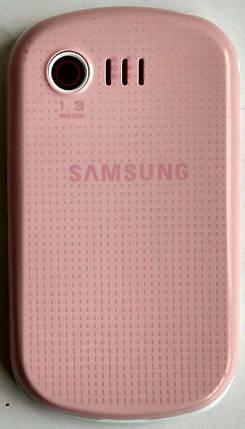 Корпус для Samsung C3510 Rose, фото 2