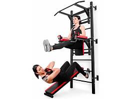 Workout станция с шведской стенкой Hop-Sport HS-1008K