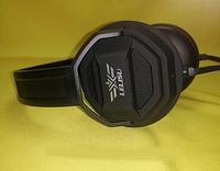 Наушники накладные проводные с микрофоном 80шт LS-802-MIC