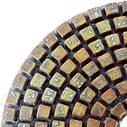 Металлизированный алмазный шлиф круг  № 200 d 100мм ST1, фото 2