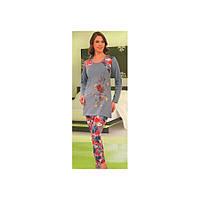 Домашняя одежда Night Angel - Пижама женская 2400 S/M