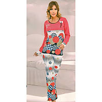 Домашняя одежда Night Angel - Пижама женская 2455 L/XL