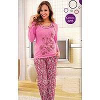 Домашняя одежда Night Angel - Пижама женская 2095 L/XL