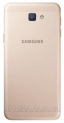 Задняя крышка Samsung G570F Galaxy J5 Prime (2016) золотистая