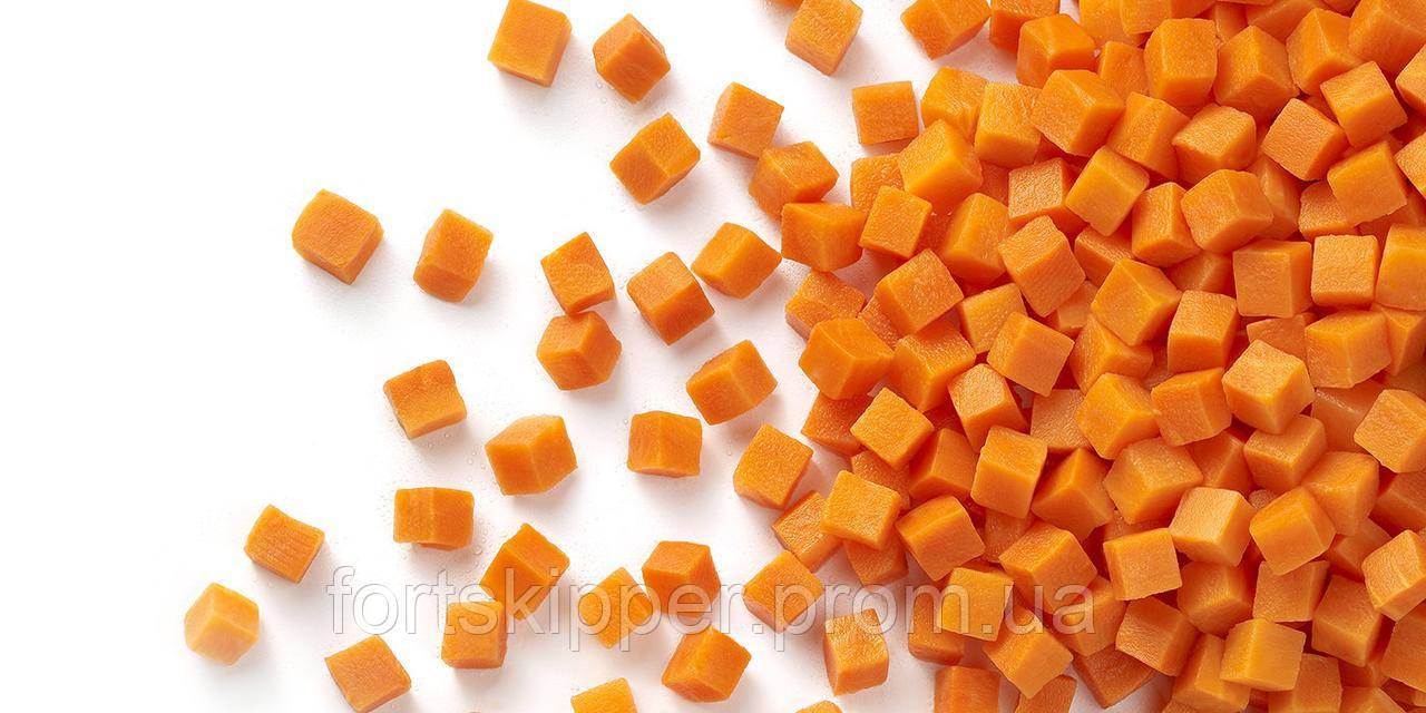 Бу слайсер 3D для нарезки моркови 5000 кг/ч NIKO
