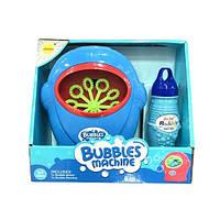 Мильна іграшка 0920P 17,5 см, запаска118мл, мікс кольорів, на бат-ке, в кор-ке