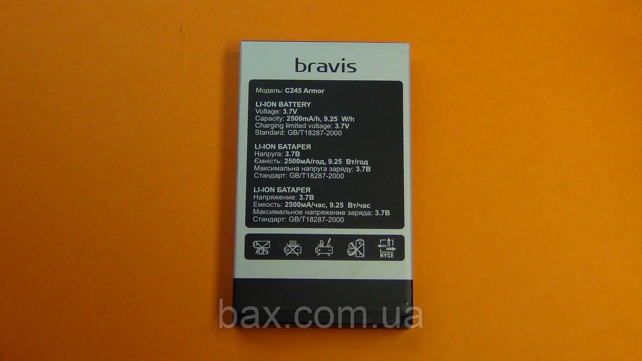 Аккумулятор для Bravis C245 оригинал