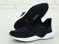 Мужские кроссовки Adidas Alphabounce Instinct Black, мужские кроссовки адидас альфабаунс инстинкт черные