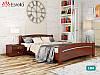 Дерев'яне ліжко Венеція з бука. Односпальне, односпальних або двоспальне ліжко з натурального дерева, фото 6
