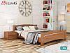 Дерев'яне ліжко Венеція з бука. Односпальне, односпальних або двоспальне ліжко з натурального дерева, фото 7