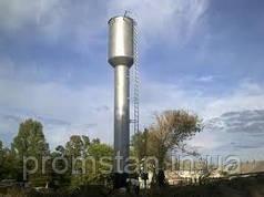 Водонапорная башня ВБР-15