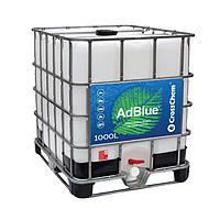 AdBlue реагент для систем SCR 1000 л. с контейнером IBC, ДОСТАВКА ПО КИЕВУ БЕСПЛАТНО!!!