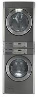Промышленная стирально-сушильная машина (стек) LG RV1329CD7P+FH069FD2FS (13 кг)