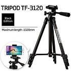 Штатив для камеры и смартфона Photo Tripod 3120 35-104 см , трипод тренога для смартфона, фото 3