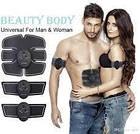 Миостимулятор - Smart Fitness 3in1 EMS, тренажер для пресса, стимулятор мышц, фото 4