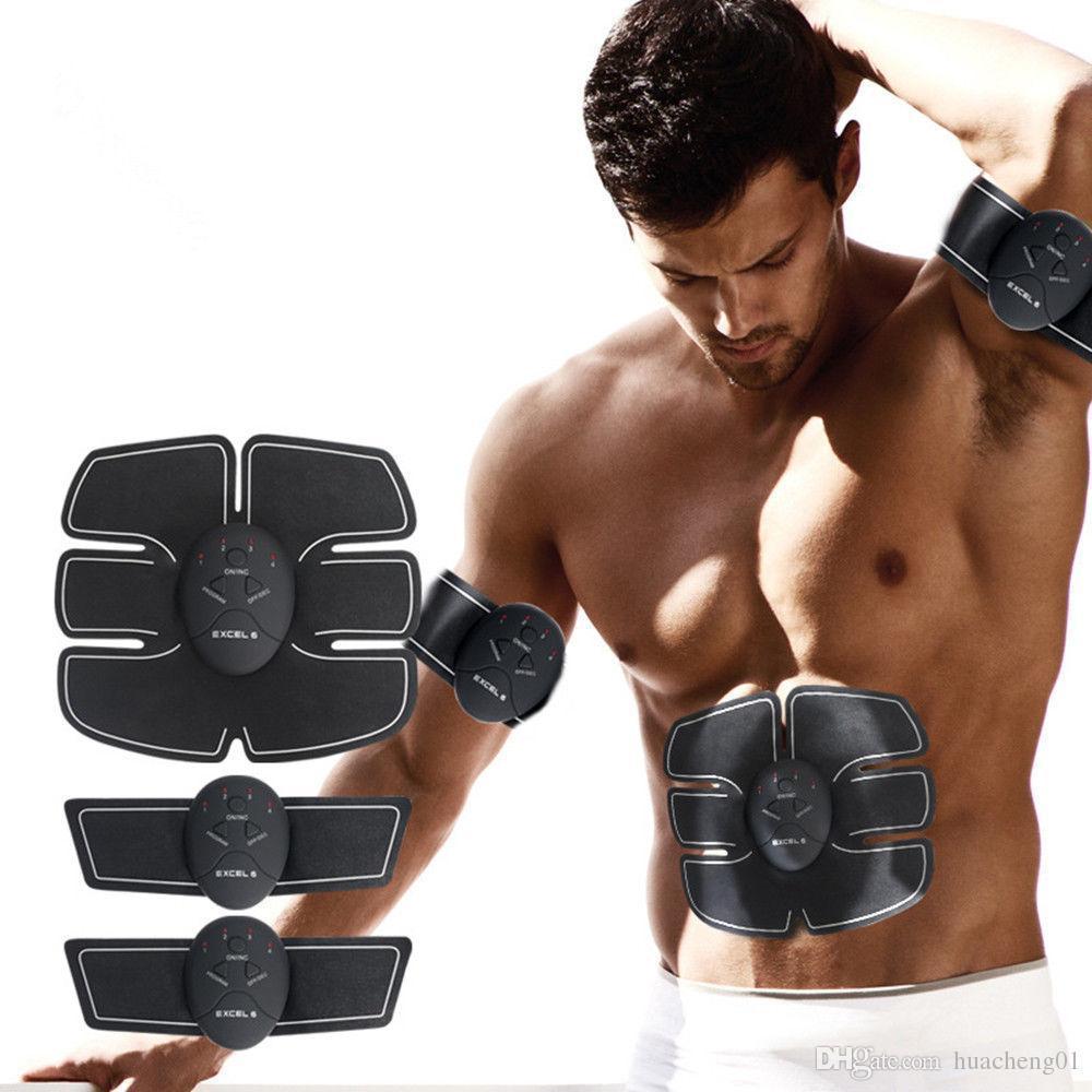 Миостимулятор - Smart Fitness 3in1 EMS, тренажер для пресса, стимулятор мышц