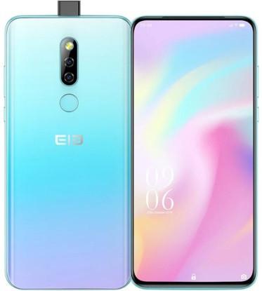 """Смартфон Elephone PX 4/64Gb Blue, 16+2/16Мп, 6,53"""" IPS, 3300mAh, 2sim, MT6763, 8 ядер, 4G (LTE)"""