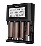 Професійне Зарядний пристрій для акумуляторів MIBOXER C4-12, фото 4