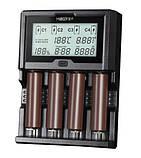 Професійне Зарядний пристрій для акумуляторів MIBOXER C4-12, фото 6