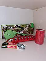 В КОМПЛЕКТЕ ВЫГОДНЕЕ>>Набор для подвязки растений: степлер Tapetool, лента 17 шт + скобы 10000 штук>