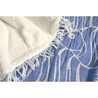 Плед-накидка Barine - Casomollis Throw mavi голубой 180*240