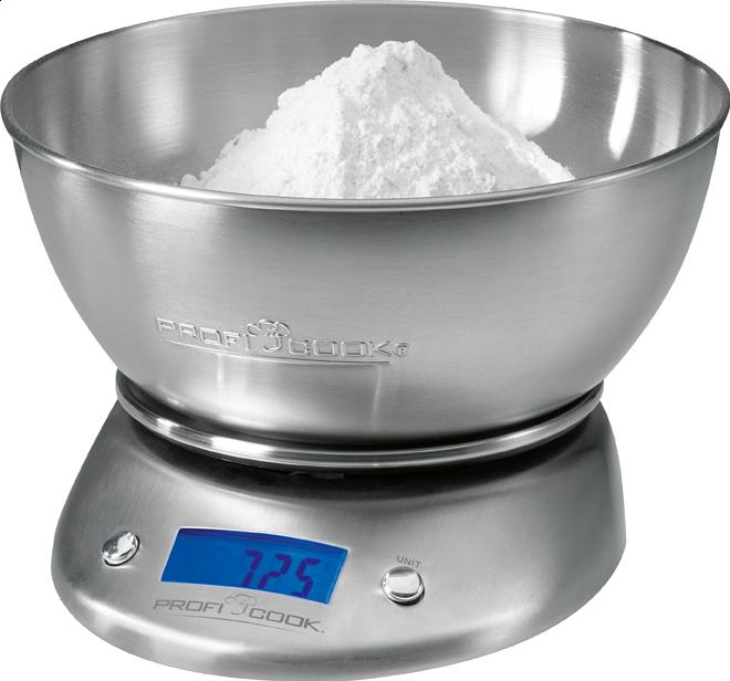 Весы кухонные Profi Cook PC-KW 1040 до 5 кг
