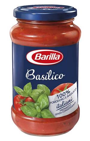 Соус Barilla *Basilico 400г, фото 2
