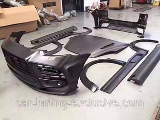 MANSORY Body kit for Porsche Cayenne