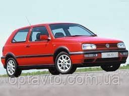 Дефлекторы окон, ветровики \  VW GOLF III 3d 1991-1997 \  Фольксваген Гольф 3 \ RACING