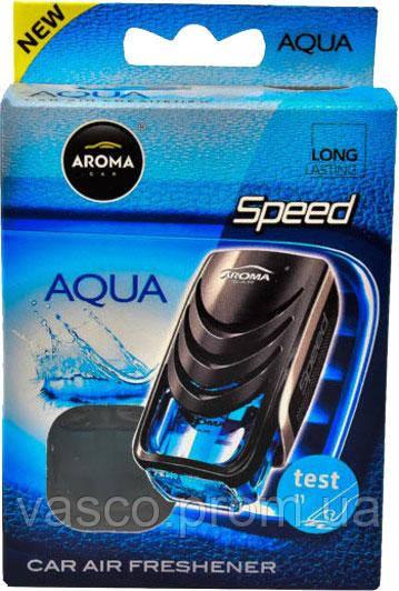 Ароматизатор AROMA Car Speed AQUA (92312) (20шт)