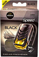 Ароматизатор AROMA Car Speed BLACK (92313) (20шт)
